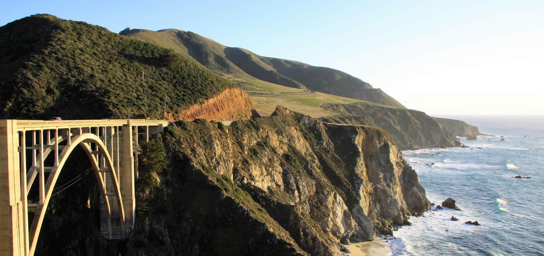 big sur coast bixby bridge